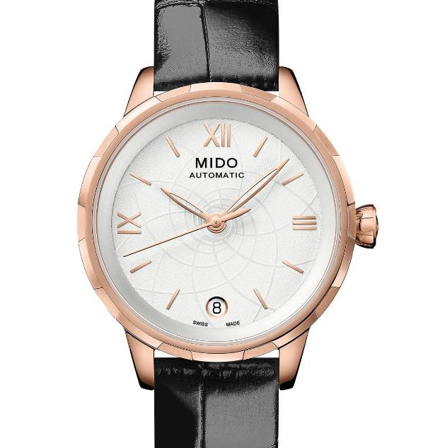 The Mido watch is a good choice for women with its elegant design.
