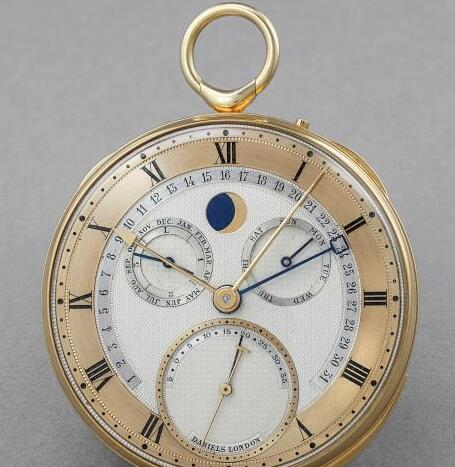 The model of the independent watch brand was sold at the highest price at Phillips.