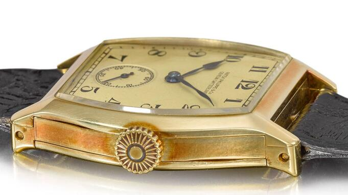 It is the first minute repeater of Patek Philippe.