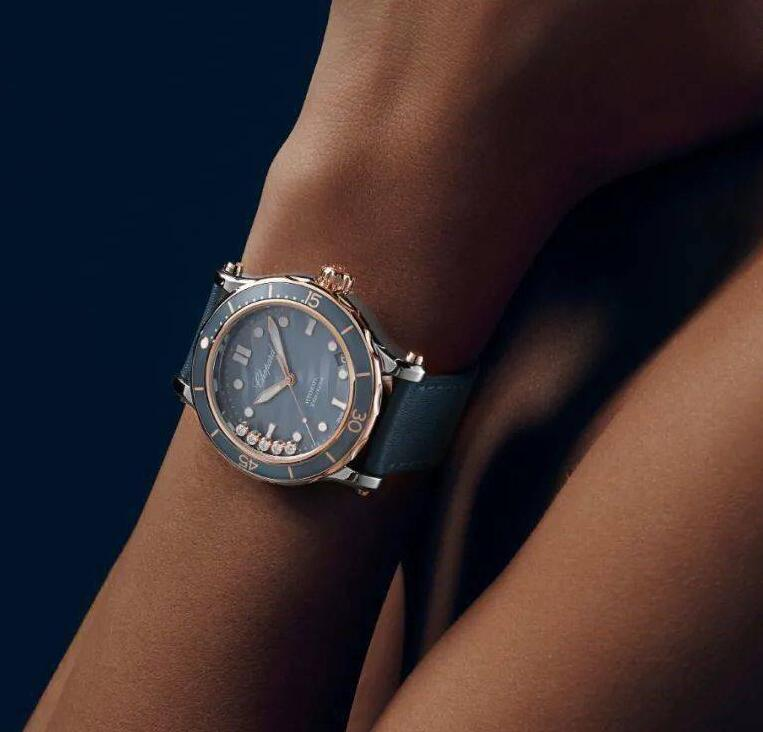 New reproduction watches keep accurate with the self-winding movements.